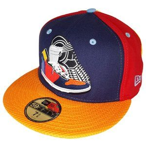 New Era Sneaker Fiend Fitted Hat PRIMARY COLORS